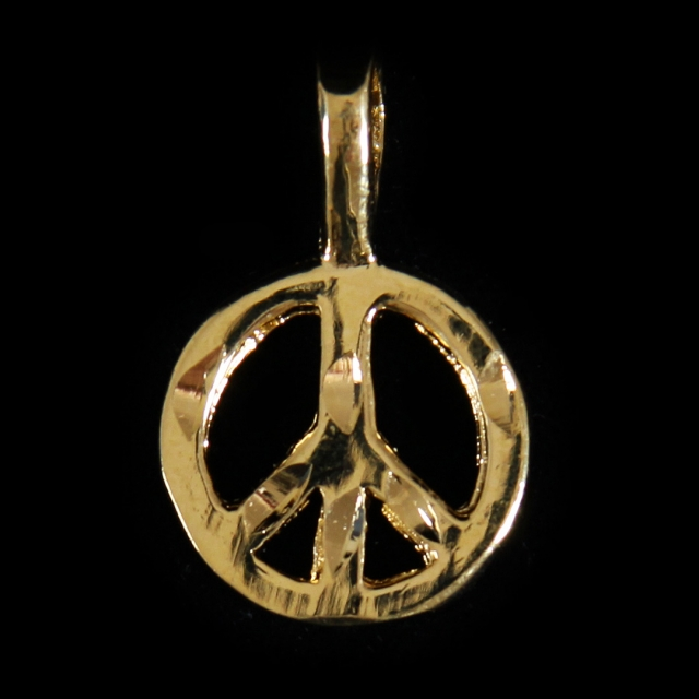 Small Peace Sign - G-156