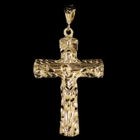 Extra Large Square Crucifix - XLG-11