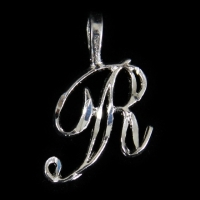 """R"" / All Initials Available - RDS-400"