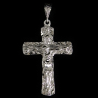 Extra Large Square Crucifix - RDXLG-11
